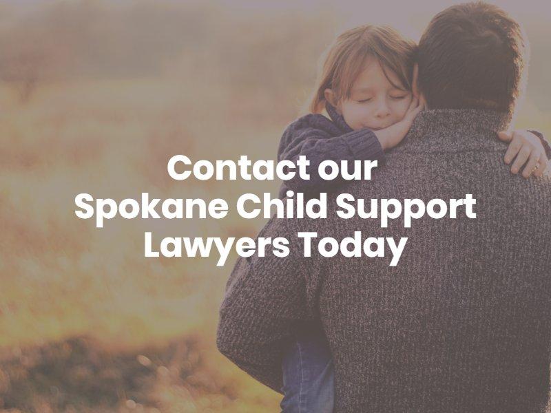 spokane child support lawyer
